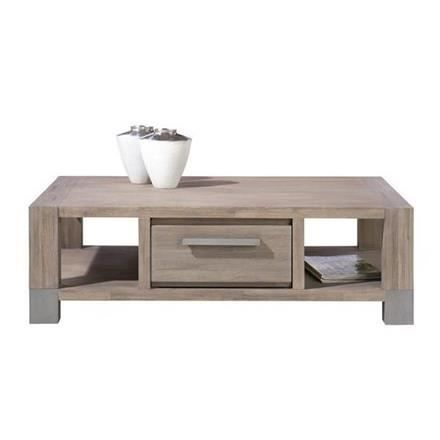 Table basse 130 cm acacia massif kodiak h h achat - Table basse en acacia ...