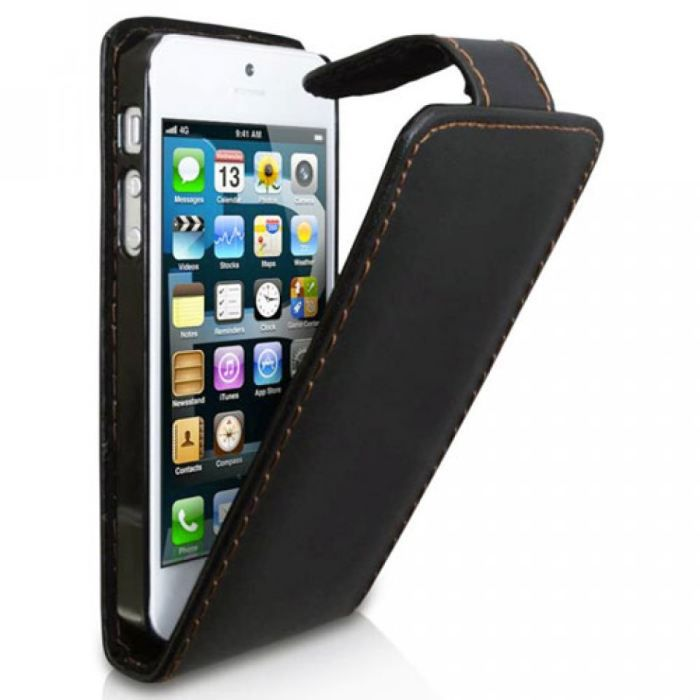 coque a rabat iphone 5