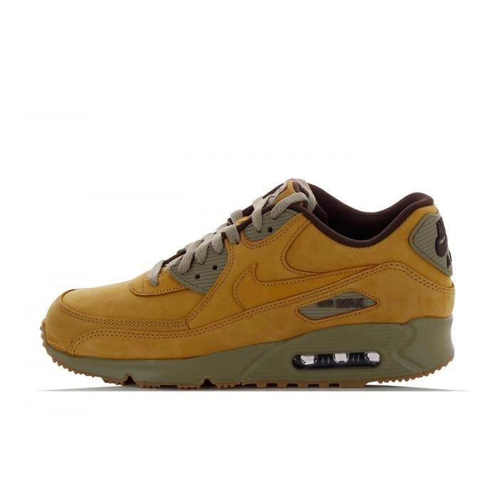 air max homme cuir marron