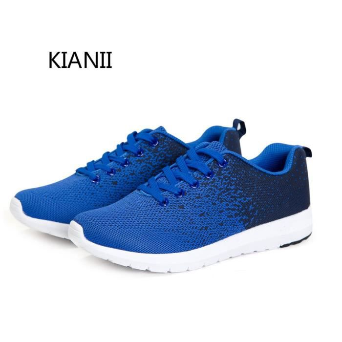 chaussure homme sport sneakers respirant baskets kianii. Black Bedroom Furniture Sets. Home Design Ideas