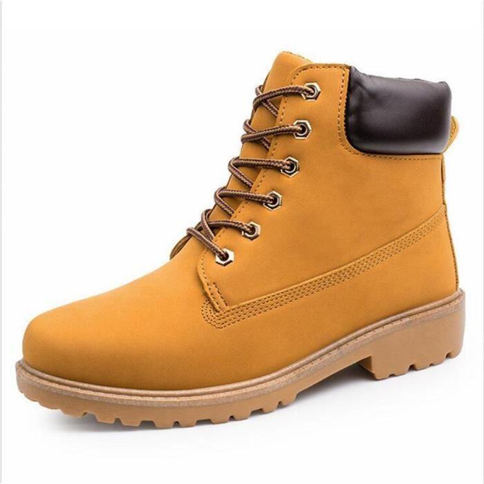 Chaussures Nouvelle Qualité Suede Ultra Mode Boots Homme Supérieure Bottine Boot Confortable De Men's Ankle Martin Ville Shoes A5Rj4L