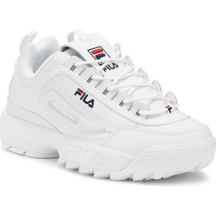 baskets fila garcon