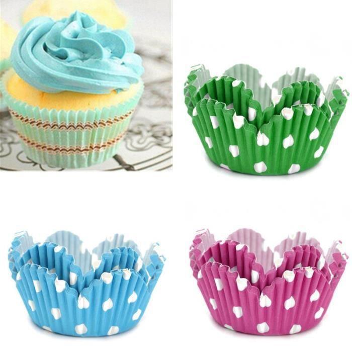 """50 x Pli Plat Boîtes de Gâteau 12/""""x 12/""""x 6/"""" Cupcake Muffin Blanc Boîte en carton"""
