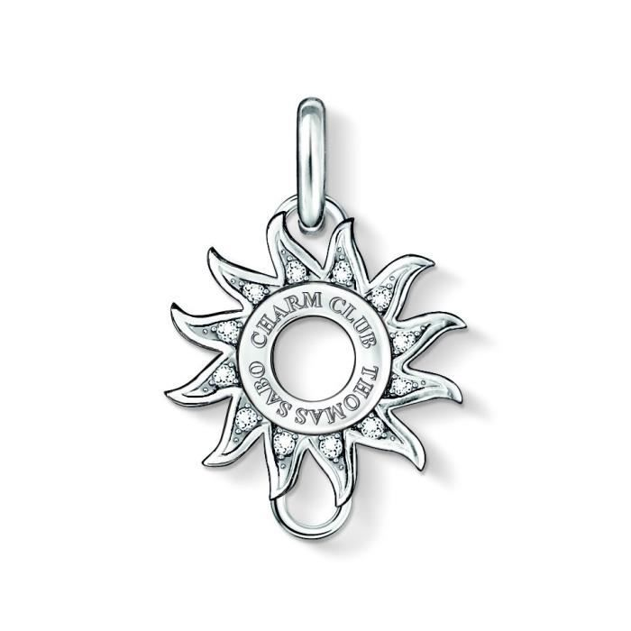 Carrier Porte Charms Thomas Sabo Soleil