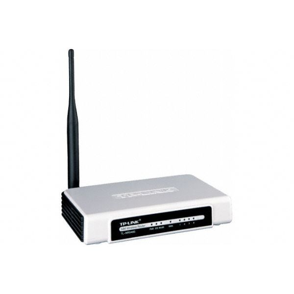 routeur wifi tp link tl wr340g 54mbps antenne fixe achat vente modem routeur routeur wifi. Black Bedroom Furniture Sets. Home Design Ideas