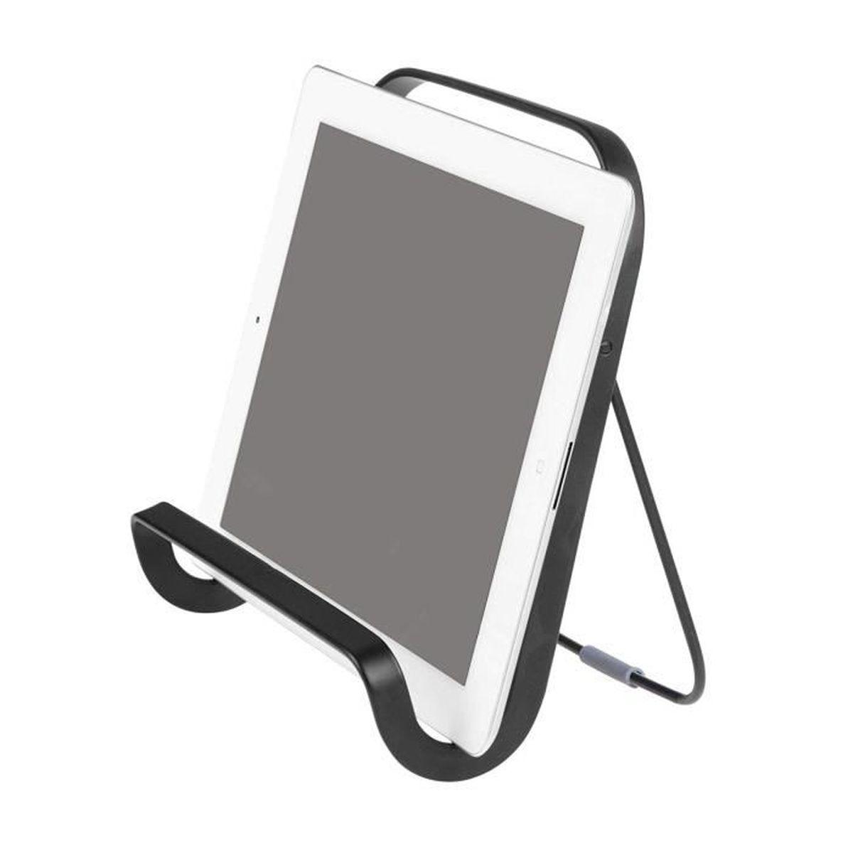Noir Mat Idesign Support Tablette Porte Tablette Et Livres De