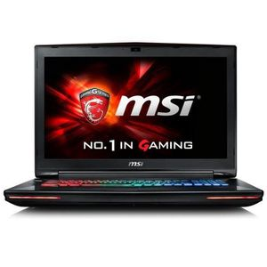 MSI PC Portable Gamer GT72S 6QE-1076FR - 17,3\