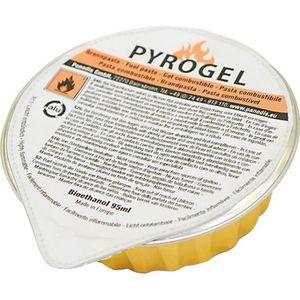 MINUTEUR - SABLIER Pâte combustible Pyrogel - lot de 3
