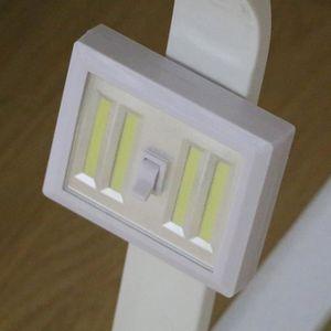 AMPOULE - LED Veilleuse sans fil de mur d'ÉPI LED allumée par ba