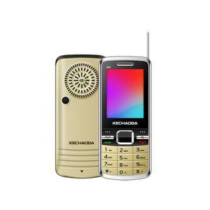 Téléphone portable KECHAODA K28 Téléphone mobile GSM Dual SIM 2G débl