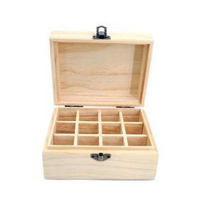 PETIT MEUBLE RANGEMENT  Boite en bois-12 compartiments