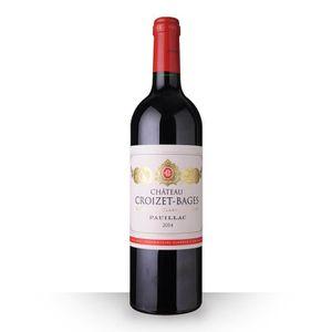 VIN ROUGE Château Croizet-Bages 2014 Rouge 75cl AOC Pauillac