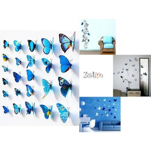 papillon deco murale 3d achat vente papillon deco murale 3d pas cher soldes cdiscount. Black Bedroom Furniture Sets. Home Design Ideas