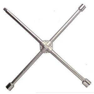 CLES Cle en croix poids lourd renforcee 3/4'' douilles