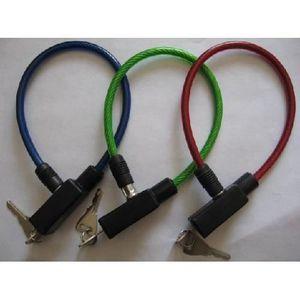 ANTIVOL cable antivol vélo avec 2 clés * NEUF * (model alé
