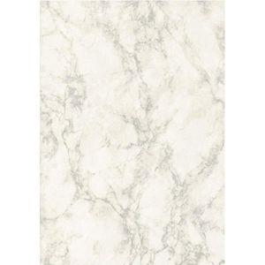 TAPIS Tapis Marbré Clair - 160 x 230 cm