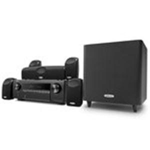 AMPLI HOME CINÉMA Denon DHT-X250TL - Ampli-tuner 5.1 Home Cinema 3D