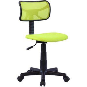 CHAISE DE BUREAU Chaise de bureau pour enfant MILAN fauteuil pivota