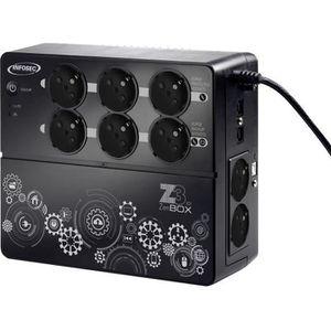 ONDULEUR INFOSEC Onduleur haute fréquence Z3 ZenBox EX 1000