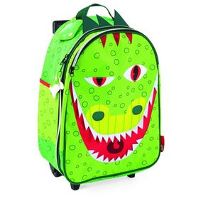 VALISE - BAGAGE JANOD Valise A Roulettes Dragon