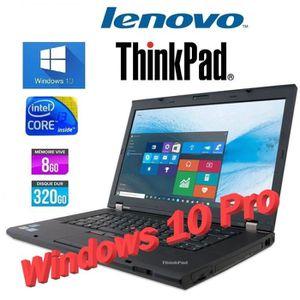 PC RECONDITIONNÉ PC Portable Lenovo ThinkPad T530 - 15.6