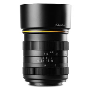 OBJECTIF 28Mm F1.4 Grand Angle Grand Objectif Ouverture Man