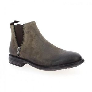 BOTTINE Boots homme HEXAGONE daim