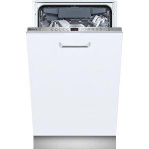 LAVE-VAISSELLE Lave vaisselle 45cm Neff S583M50X0E • Lave-vaissel