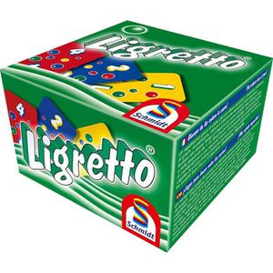 CARTES DE JEU SCHMIDT AND SPIELE Jeu de cartes - Ligretto - Vert