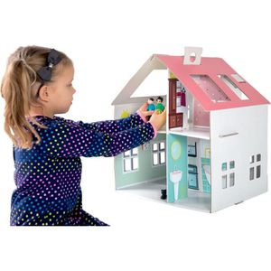 Maison de poupées lot de clés