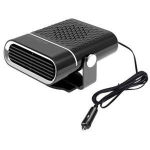 CHAUFFAGE VÉHICULE TD® chauffage ventilateur 2 en 1 appoint véhicule