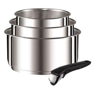 BATTERIE DE CUISINE Tefal Tefal-L9419502-Ingenio Preference casseroles