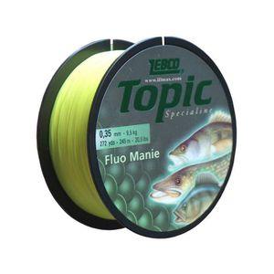 nylon special anguille topic zebco