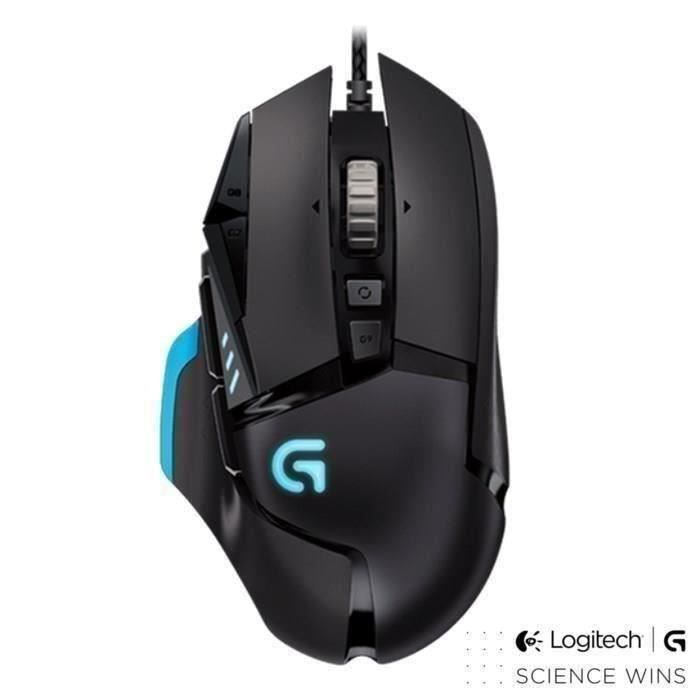 SOURIS Logitech souris gaming - G502 Proteus Core