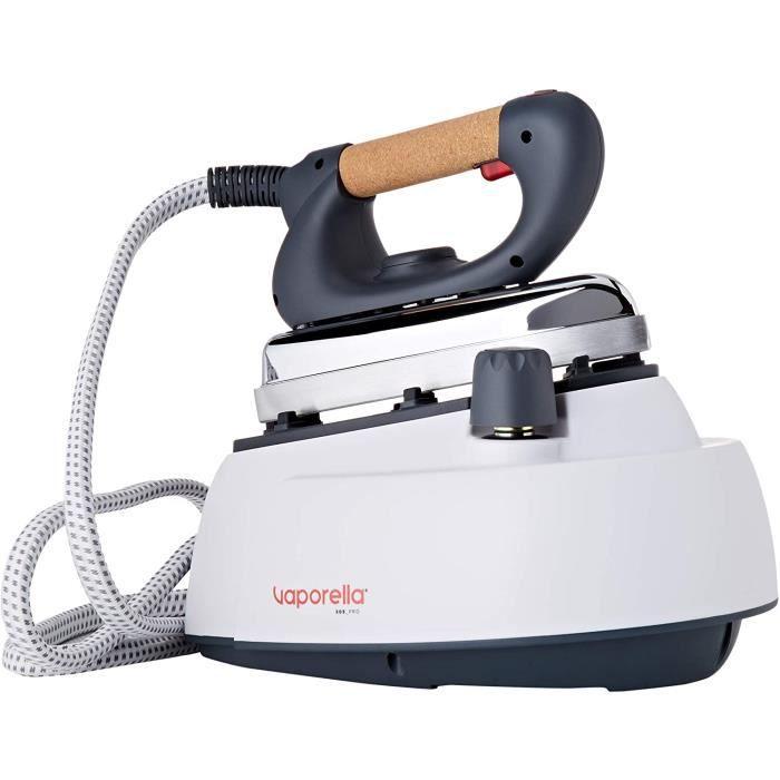 Polti Vaporella 505 Pro Centrale Vapeur avec Chaudière, 3,5 bar, 90 g/min, 750 W, Blanc