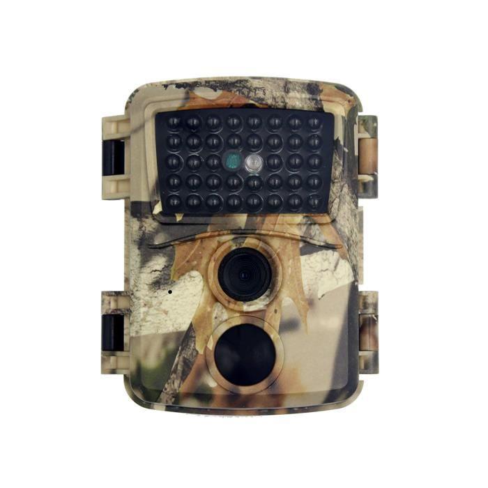 Détecteur de chasse HD Surveillance caméra étanche à induction infrarouge rouge extérieur webcam099