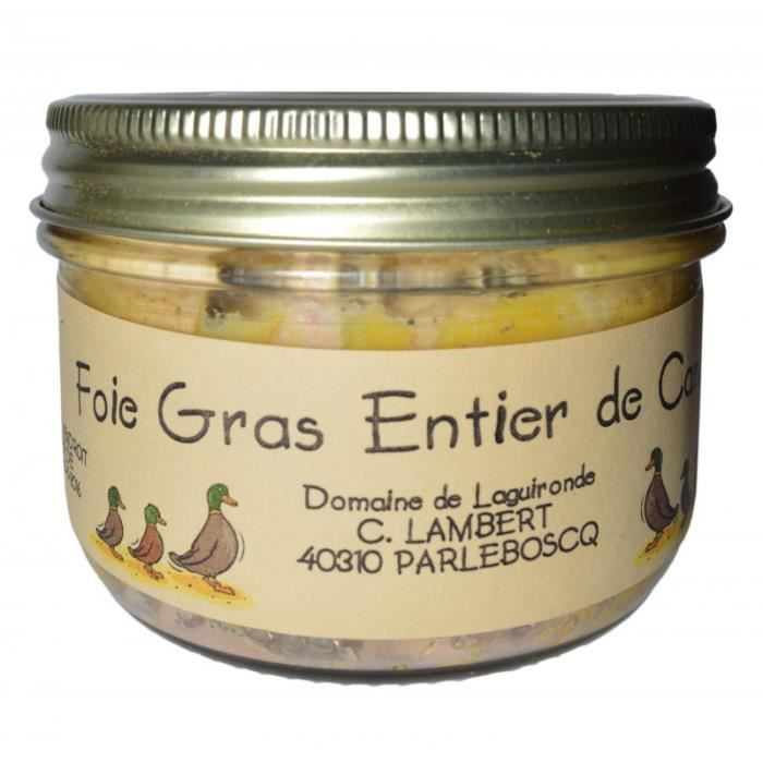 Laguironde Foie Gras 190g