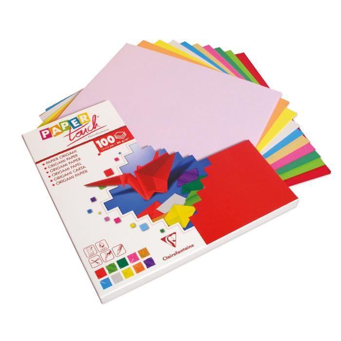 Feuilles de papier origami - 200x200