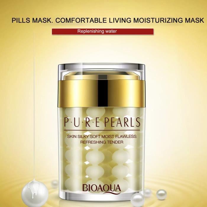crème hydratante blanchissante de soin du visage pour femmes 60g