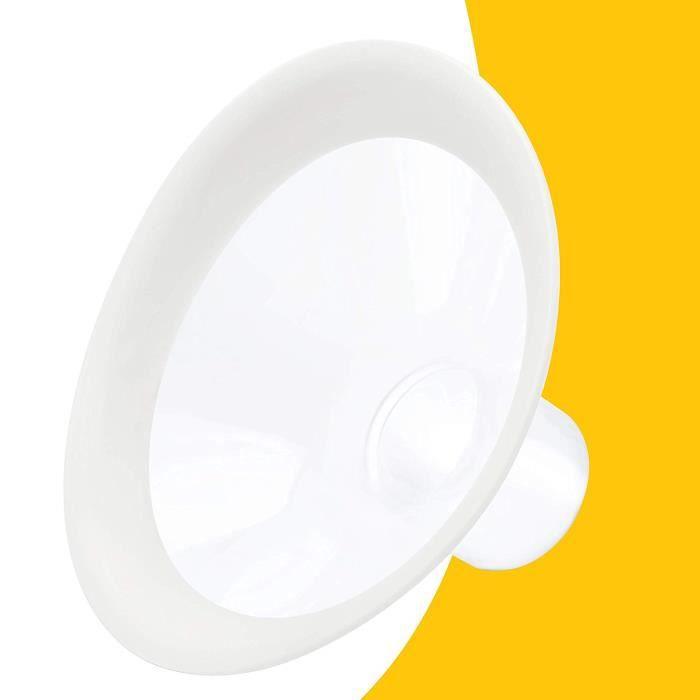 Medela - Téterelle PersonalFit Flex - Diamètre 24mm / taille M (boîte de 2) -