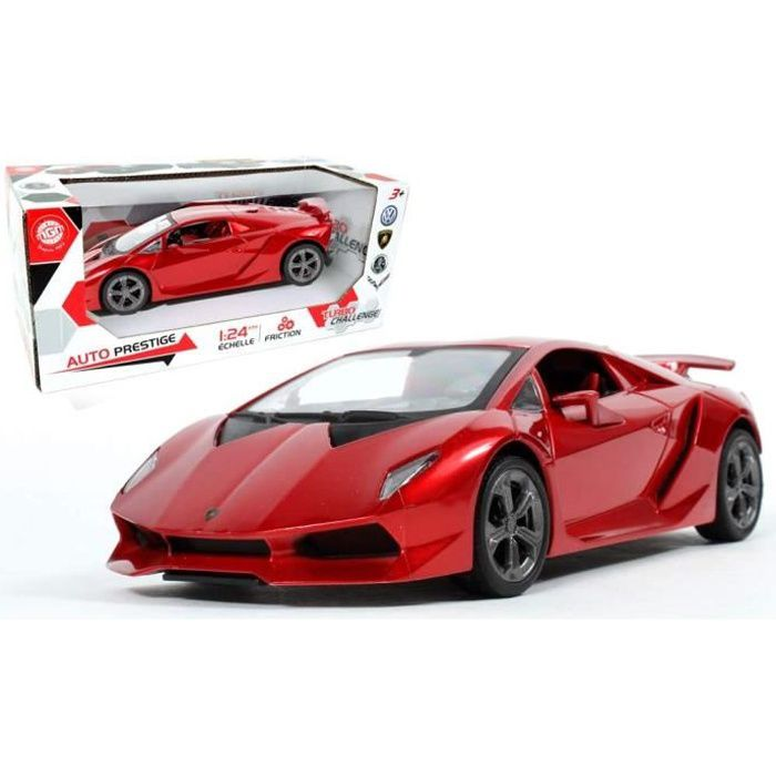 MGM - Voiture Miniature 1/24 Lamborghini sesto (3016)