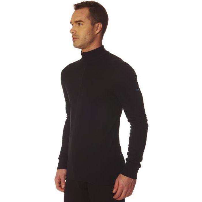 Sous-vêtement Odlo Homme Warm co... Noir