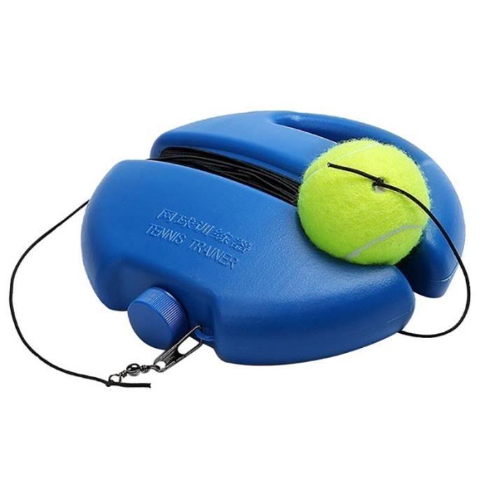 Tennis Ball Singles formation Balles de base Retour Outils Trainer et Tennis