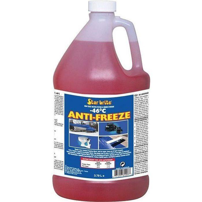 STAR BRITE Antigel liquide - 3,7 L