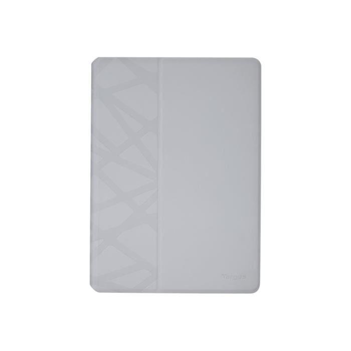 Targus Evervu Protection à rabat pour tablette polyuréthane bleu poussiéreux pour Apple iPad Air iPad Air 2