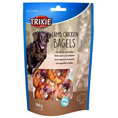 Friandises Trixie Premio Lamb Chicken Bagels