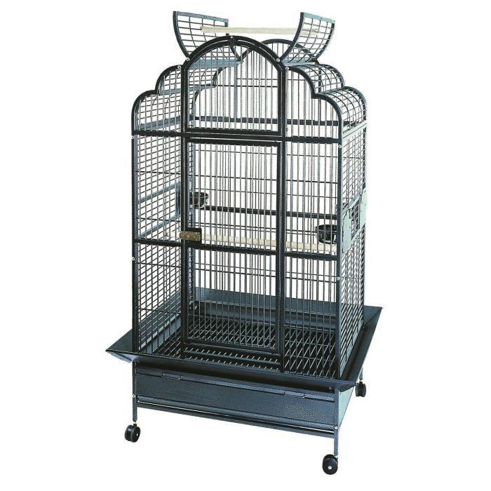 VDG cage Emperor perroquet (2 Boxes)