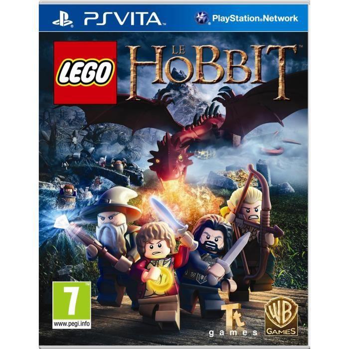 Lego The Hobbit Jeu PS Vita