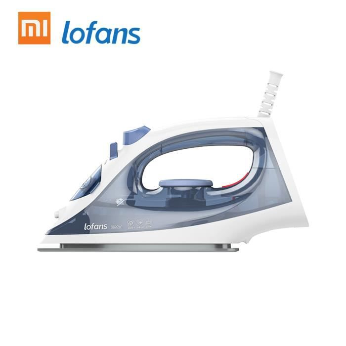 Xiaomi Mijia Lofans Electric Steam Iron Household Portable Garment Ironing Fabric Steamer Fast Heat Up Wrinkle Sterilization