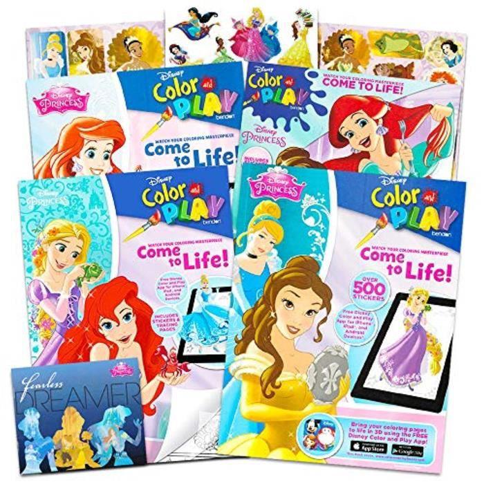 Livre A Colorier Disney Achat Vente Jeux Et Jouets Pas Chers